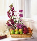 Karşıyaka cicek , cicekci  çiçek ve meyve sepeti