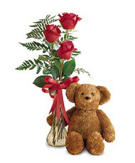 oyuncak ve güller tanzim   Karşıyaka çiçek gönderme