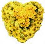 kalp biçiminde sevgisel   Karşıyaka çiçek gönderme