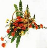 klasik karisik aranjman   Karşıyaka çiçek yolla