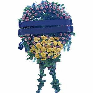Cenaze çelenk , cenaze çiçekleri , çelengi  Karşıyaka hediye sevgilime hediye çiçek