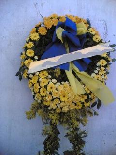 Cenaze çiçek , cenaze çiçegi , çelengi  Karşıyaka online çiçek gönderme sipariş