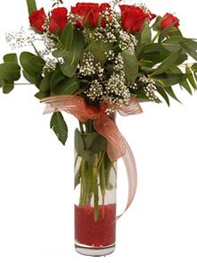 9 gül sevdiklerinize  Karşıyaka çiçekçi telefonları