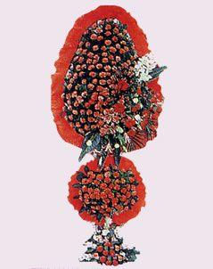 Dügün nikah açilis çiçekleri sepet modeli  Karşıyaka çiçek yolla
