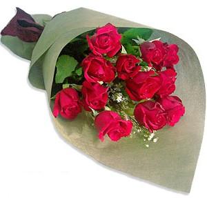 Uluslararasi çiçek firmasi 11 adet gül yolla  Karşıyaka çiçek servisi , çiçekçi adresleri