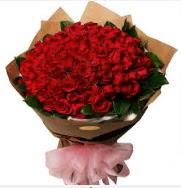 101 kırmızı gül buketi 1 günlüğüne indirimde  Karşıyaka internetten çiçek satışı