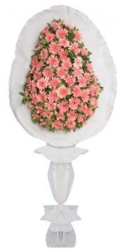 Tek katlı düğün açılış nikah çiçeği modeli  Karşıyaka çiçek satışı