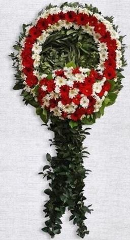 Cenaze çiçeği çiçek modeli  Karşıyaka çiçek siparişi sitesi