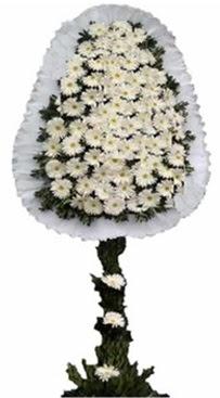 Tek katlı düğün nikah açılış çiçek modeli  Karşıyaka çiçekçi mağazası