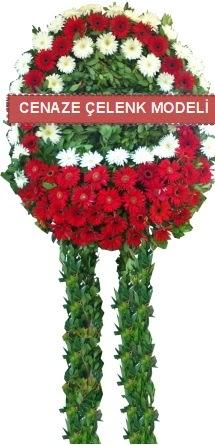 Cenaze çelenk modelleri  Karşıyaka anneler günü çiçek yolla