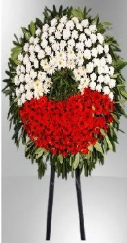 Cenaze çiçeği  Karşıyaka uluslararası çiçek gönderme
