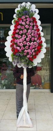 Tekli düğün nikah açılış çiçek modeli  Karşıyaka çiçekçi telefonları