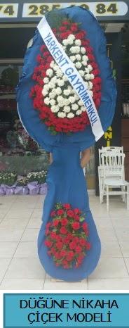 Düğüne nikaha çiçek modeli  Karşıyaka çiçekçi telefonları