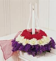 Karşıyaka online çiçekçi , çiçek siparişi  Krizantenlerden özel çiçek